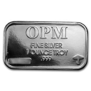 OPM 1 oz Bar