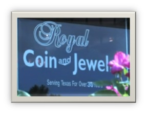 Royal Coin and Jewel